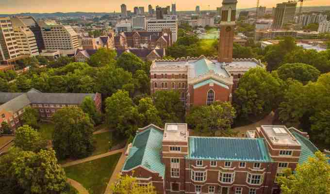 Vanderbilt is full of a lot of great places to hook up with your boyfriend or girlfriend. I've made a list of some of the best ones!
