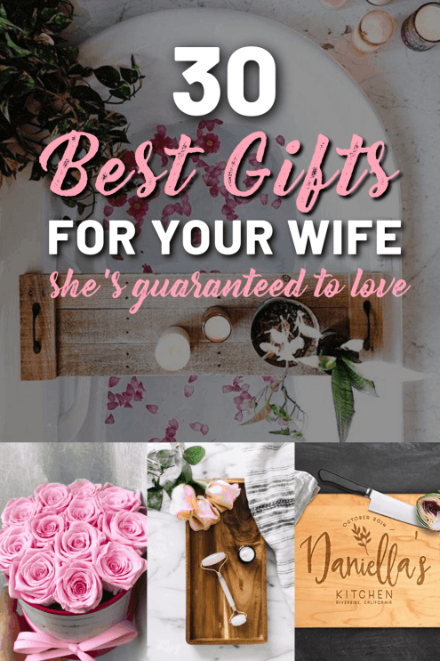 30 Best Christmas Gifts For Your Wife 2018