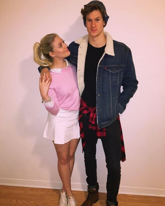 Betty and Jughead Riverdale Costume