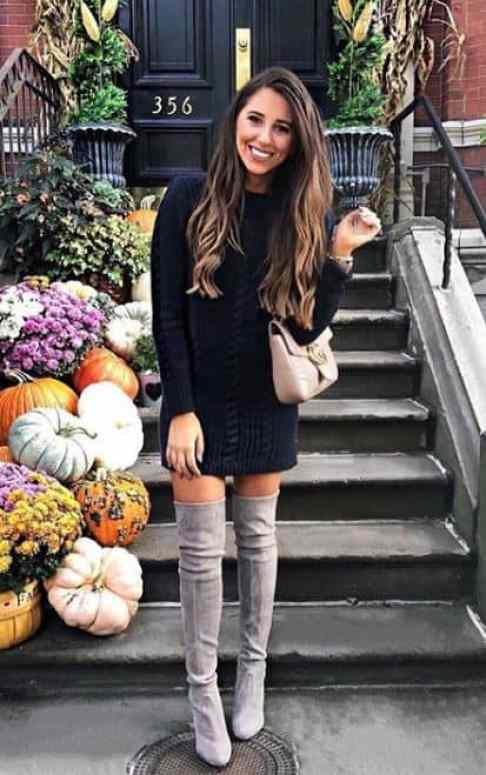 40 Fall Fashion 2018 Outfits To Copy From Fashion Influencers