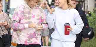 Justin Bieber and Hailey Baldwin vacation in London while Justin surprises Hailey with a surprise street performance in front of Buckingham Palace.