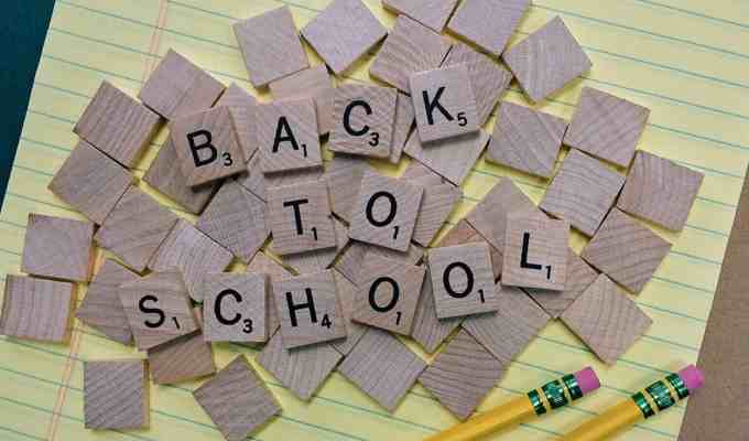 It's back to school season! We've got some GIFs that just might describe how you're feeling about this dreaded time of year.