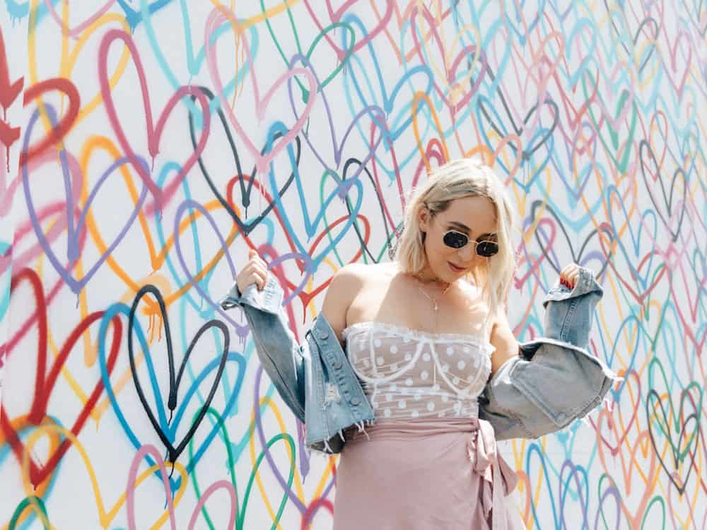 Walls in LA like the famous Paul Smith Pink Wall, or the Made in LA wall, make for the perfect Instagram shot! Here are all the best walls for your pics!
