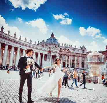 Finding trending places to get married to get married is key in looking for the most romantic spot to have your wedding. We have the best ones!
