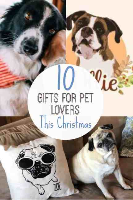 10 Best Gift Ideas For Pet Lovers This Christmas