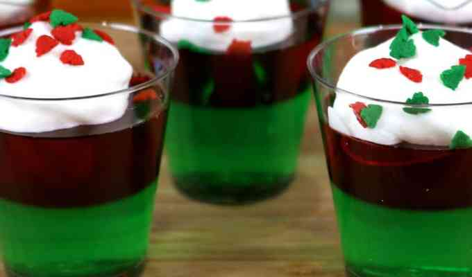 These Christmas shots are delicious and perfect for anyone looking to have a wild and fun Christmas party! Here are our favorites!