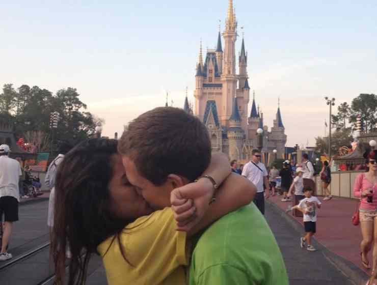 Disney World is filled with more spots to make out with your SO than you may realize. Here are some of the best spots to make out!