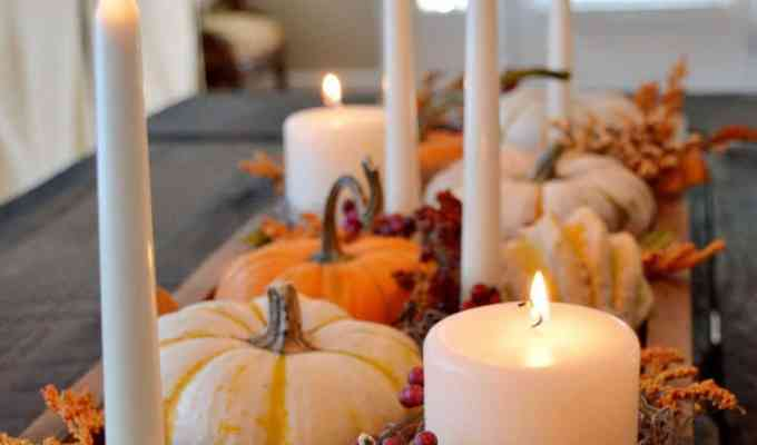 These fall candles are going to make your home so much more warm and cozy this autumn! We've put together a list of the best!