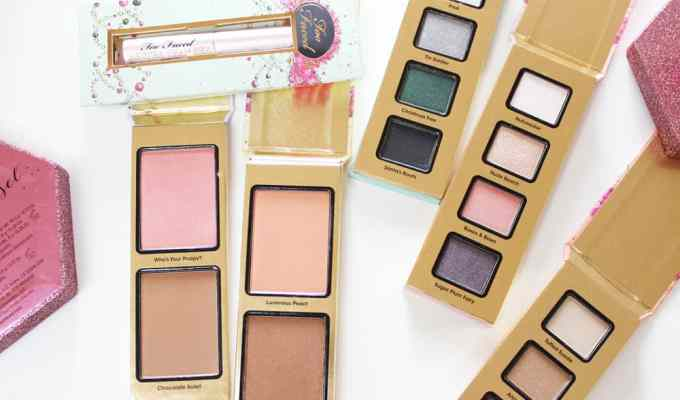 Dreaming of a Too Faced Christmas is coming up, and there so many reasons to be excited for this holiday makeup line! Here are some!