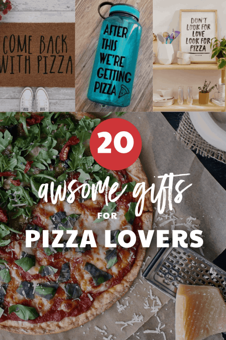 20 Christmas Gift Ideas For The 2018 Pizza Lover