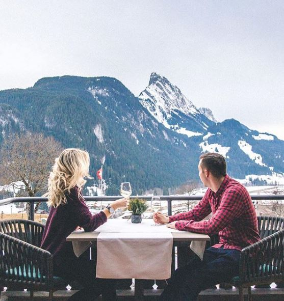 the 12 best christmas vacation ideas for couples