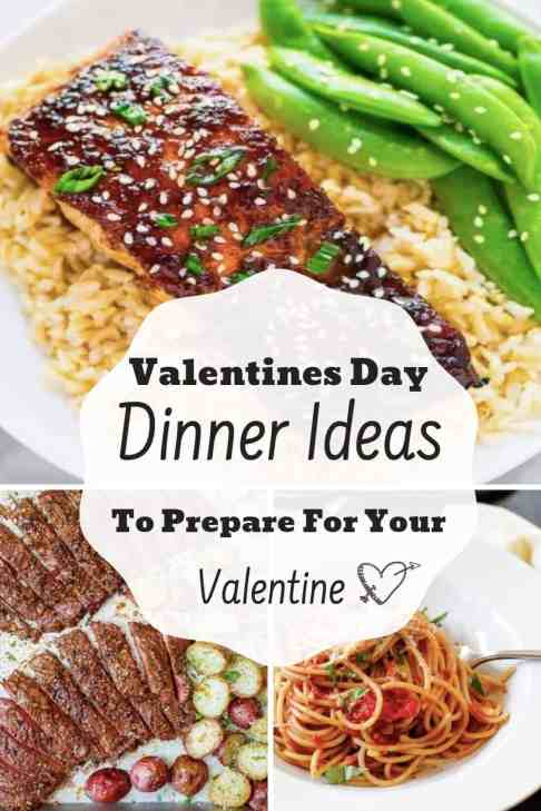 6 Valentine's Day Dinner Ideas To Prepare For Your Valentine
