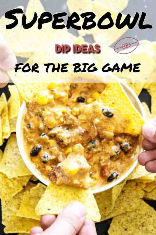 Best Superbowl Dip Ideas For The Big Game