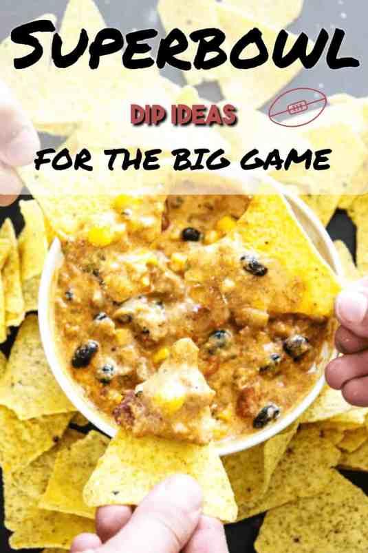 Best Superbowl Dip Ideas For The Big Game