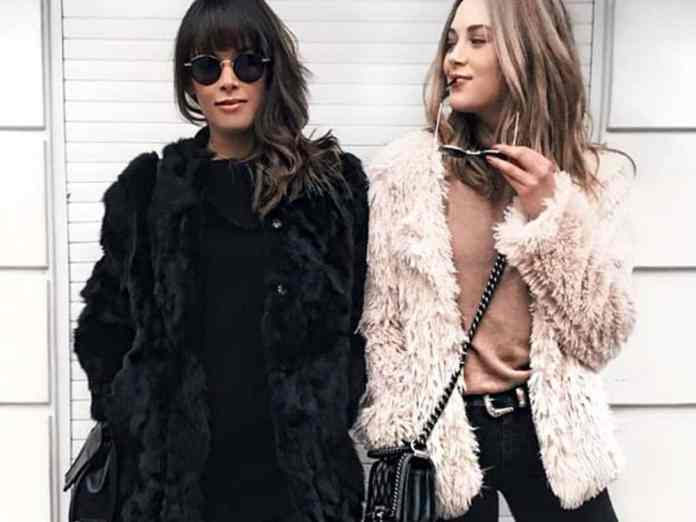 These faux fur coats are perfect for the upcoming holidays and treding within winter fashion. Check out where you can get these winter coat looks!