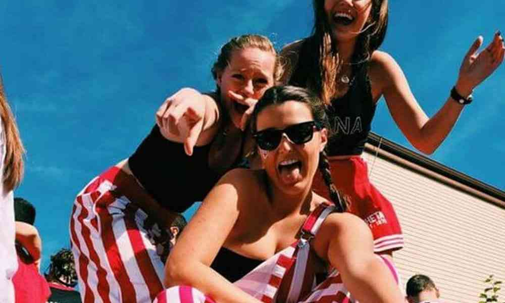 Indiana University has some crazy tailgates when it comes to football season! Here are our tips to help you survive the tailgating season!