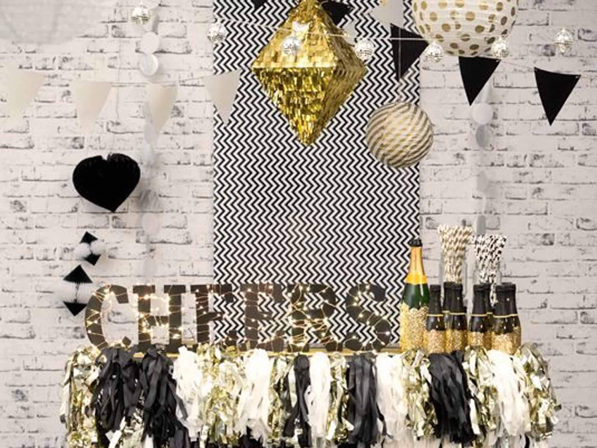 New Years Eve Theme Party Ideas Your Guests Will Love - Society19