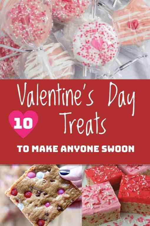 10 Valentine's Day Treats To Make Anyone Swoon