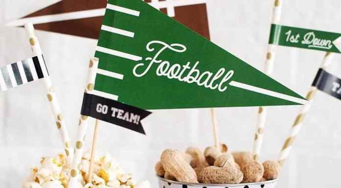 Are you ready for Super Bowl Sunday? These 10 game day decor ideas are perfect for your inner sports fan. Get ready to win with these amazing ideas.