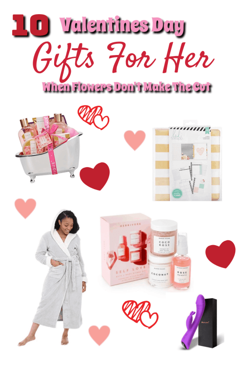 10 Valentine's Day Gifts For Her When Flowers Don't Make The Cut