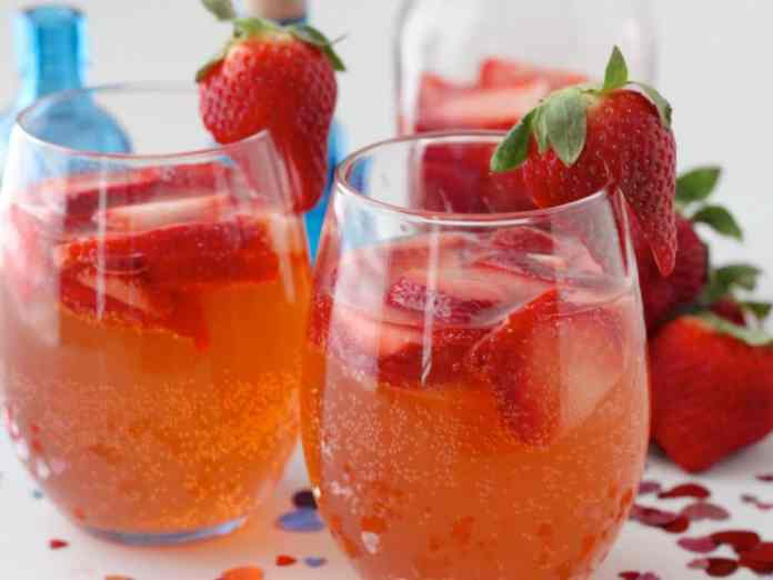 Here is a list of valentines day drinks that will be sure to spice up your night with your significant other to make on your special night in.