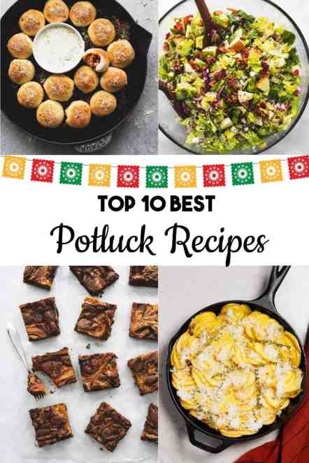Top 10 Best Potluck Recipes