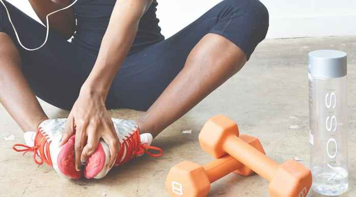 Most people go to the gym to improve their physical appearance but going to the gym has some other perks as well such as alleviating anxiety and stress.