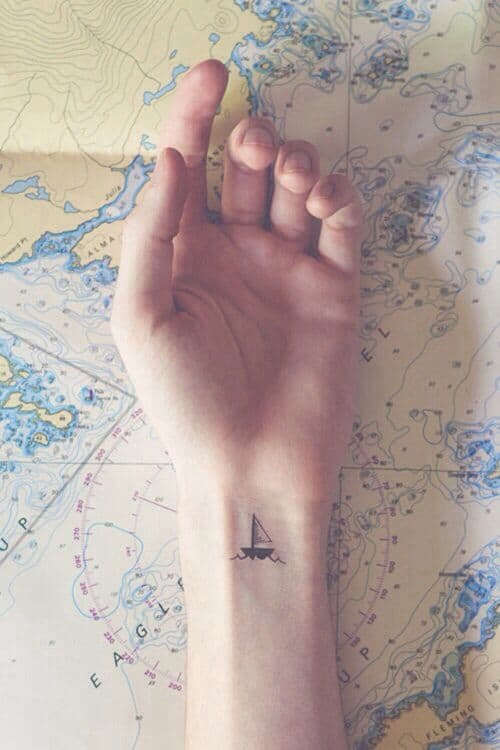 13 Small Tattoos You Should Get