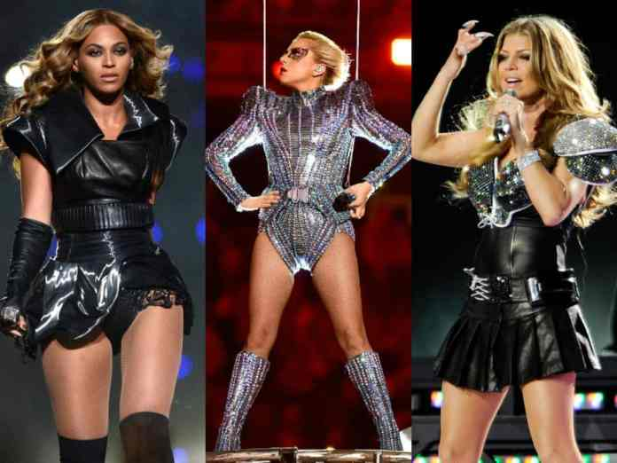 We made up our minds and picked the best Super Bowl Halftime Show looks among the various artists. Here's what we think it's worth looking back at!