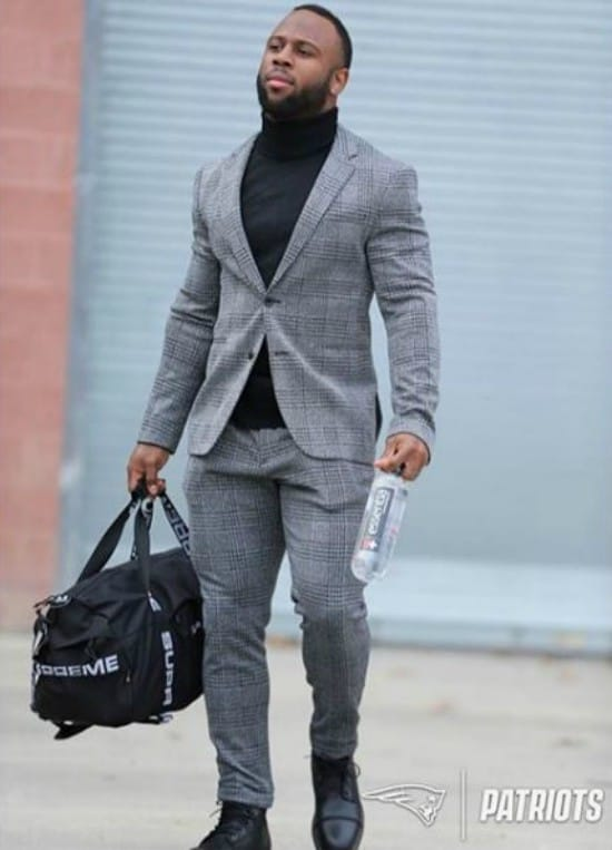 Super Bowl 2019: The Best Dressed Players