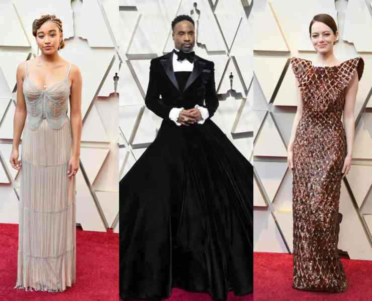 We are ready to talk Oscars' fashion. For all those fashionistasout there, we picked out the absolute best red carpet looks of the 2019Oscars. Enjoy!