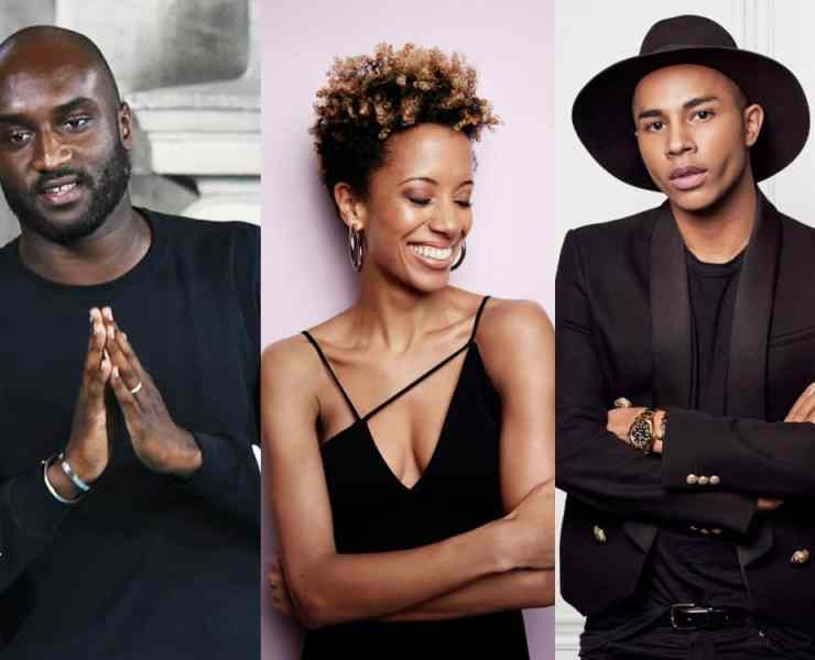 We decided to feature four fashion designers who are currently and constantly making Black History thanks to their achievements and projects.