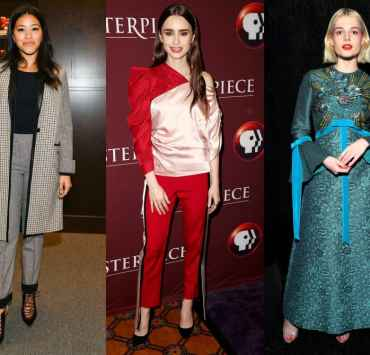 Here is our editorial pick of our favorite celebrity looks of the weekend - from Red Carpets to Super Bowl parties, they flaunted amazing outfits.