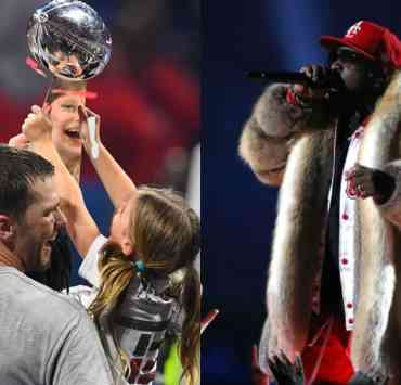 Our Favorite Moments From The Super Bowl
