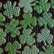 St. Patrick's day is right around the corner so here are 10 St. Patrick's Day cookies you'll feel lucky eating.