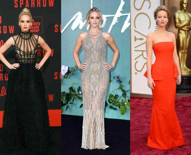 Here's our pick of the best Jennifer Lawrence looks of all time! On or off the red carpet the Hollywood star is always up to date with fashion-and it shows!