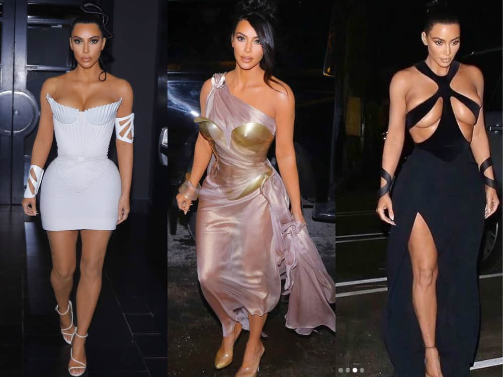 As controversies quickly arise, we decided to gather our thoughts and give you our take on Kim Kardashian's most recent looks.