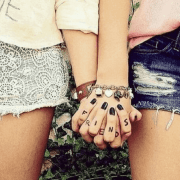 10 Minimalist Tattoos That You Should Get With Your Best Friend