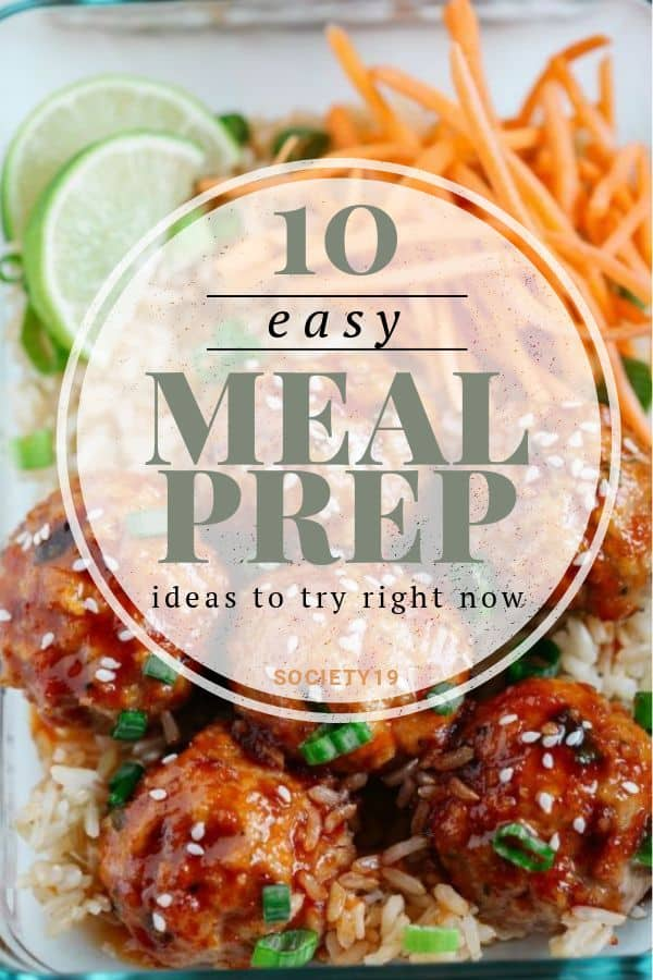 Easy Meal Prep Ideas, 10 Easy Meal Prep Ideas To Try Right Now