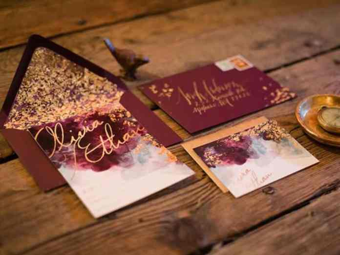 10 Wedding Invitation Ideas That Will Make All Your Guests Want To Come