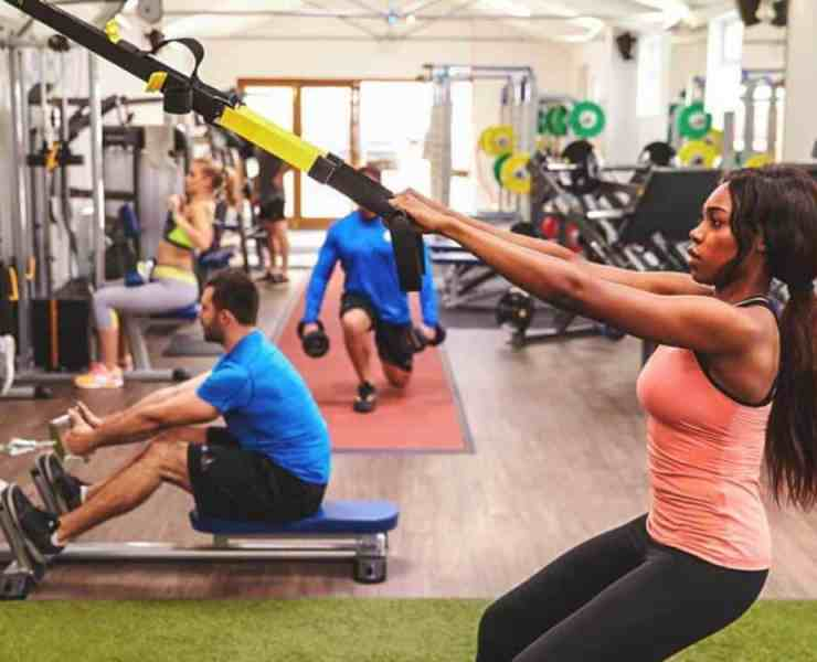 6 Types Of People You Meet At The Gym