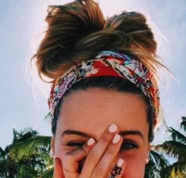 Cute And Easy Beach Hairstyles For The Summer