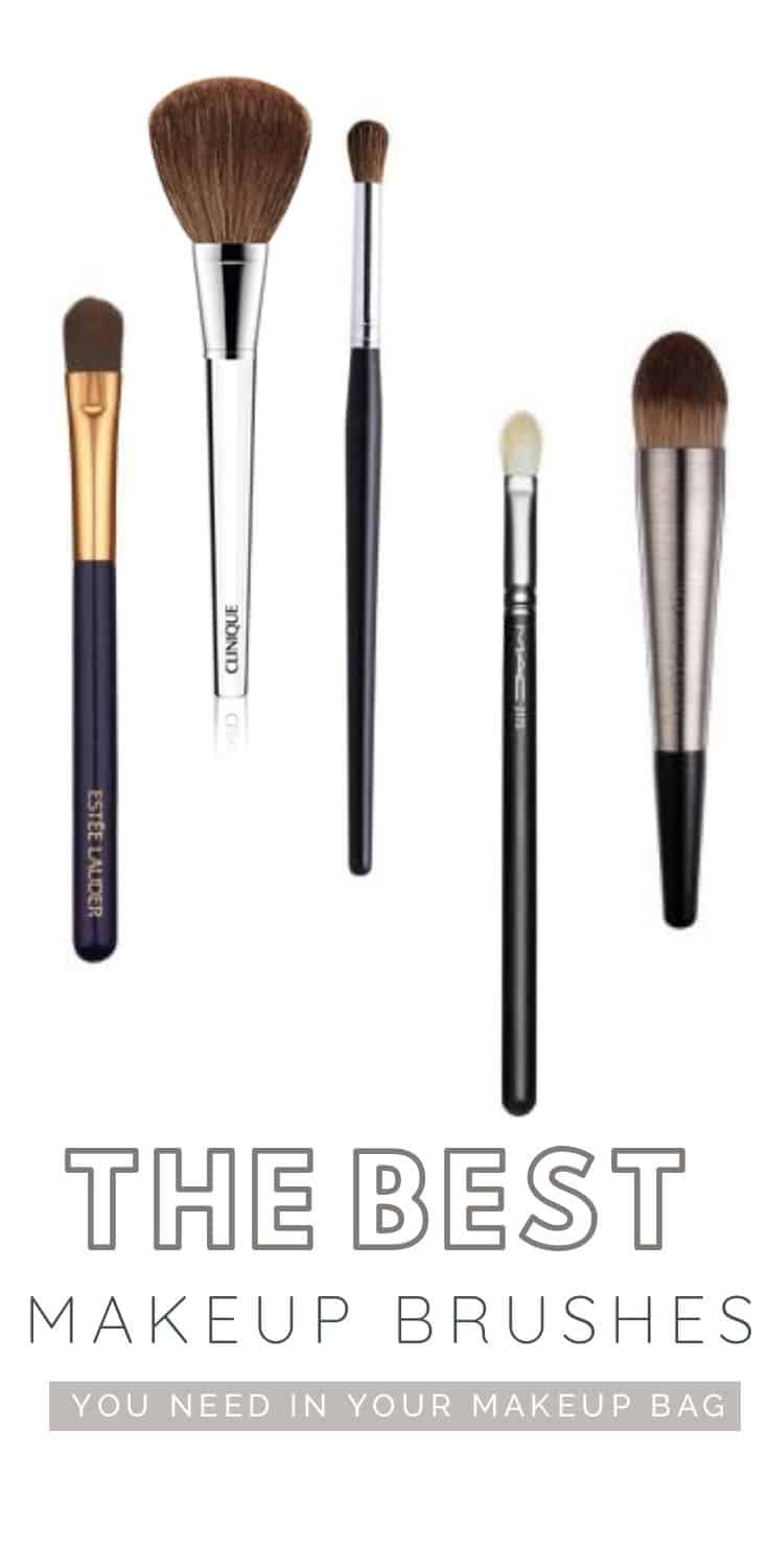 The Best Makeup Brushes You Should Have In Your Make-Up Bag