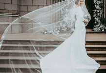 10 Mermaid Wedding Dress Ideas Inspired By Celebrities