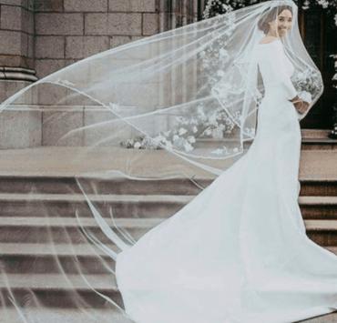 10 Mermaid Wedding Dress Ideas Inspired By Celebrities