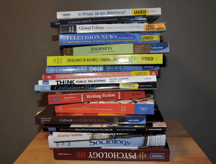 How To Save Serious Money On College Textbooks