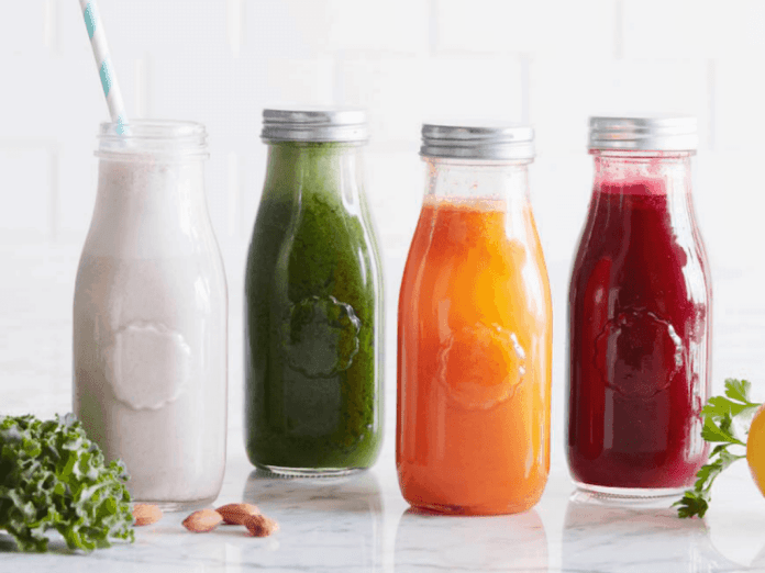Quick And Healthy Drinks For On The Go
