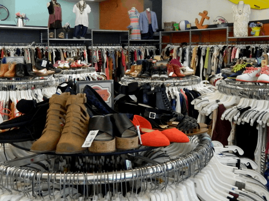 Ultimate List Of The Best Thrift Stores In Long Beach