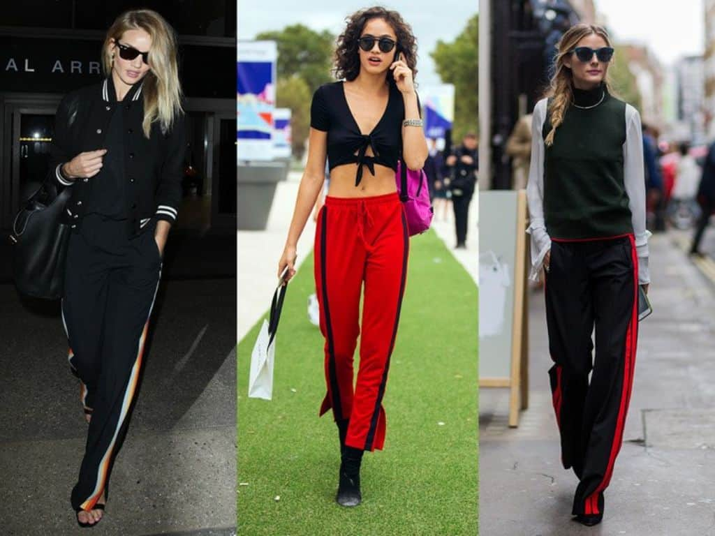 10 Fashionistas Who Rocked The Heels And Sweats Combo Like A Star