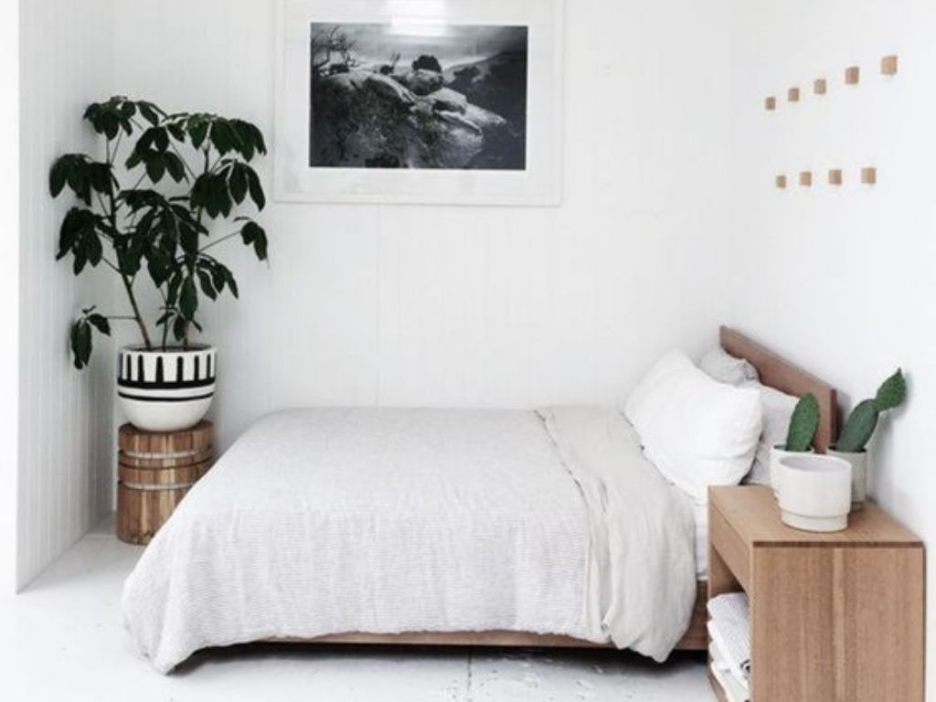 15 Minimalist Bedroom Ideas That Will Inspire You To ... on Minimalist Bedroom Ideas  id=89700